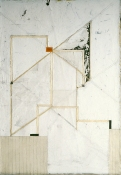 Mernet Larsen Paintings 1985 to 1999 Acrylic and mixed media on canvas