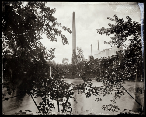 New Page Mill, Rumford, 2011