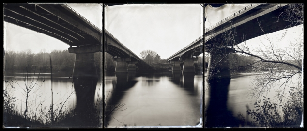 I-295 Bridges, Topsham, 2011