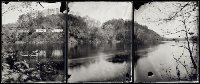 Boat Launch, Lynchburg, 2012