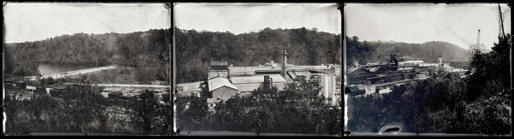 Griffin Pipe Factory, Lynchburg, 2012