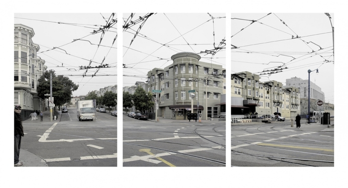 Church and Duboce, San Francisco, 2010