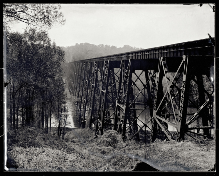 James River (VA) Trestle, Madison Heights, 2012