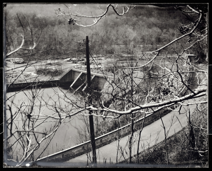 Michael Kolster James River (VA) ambrotype