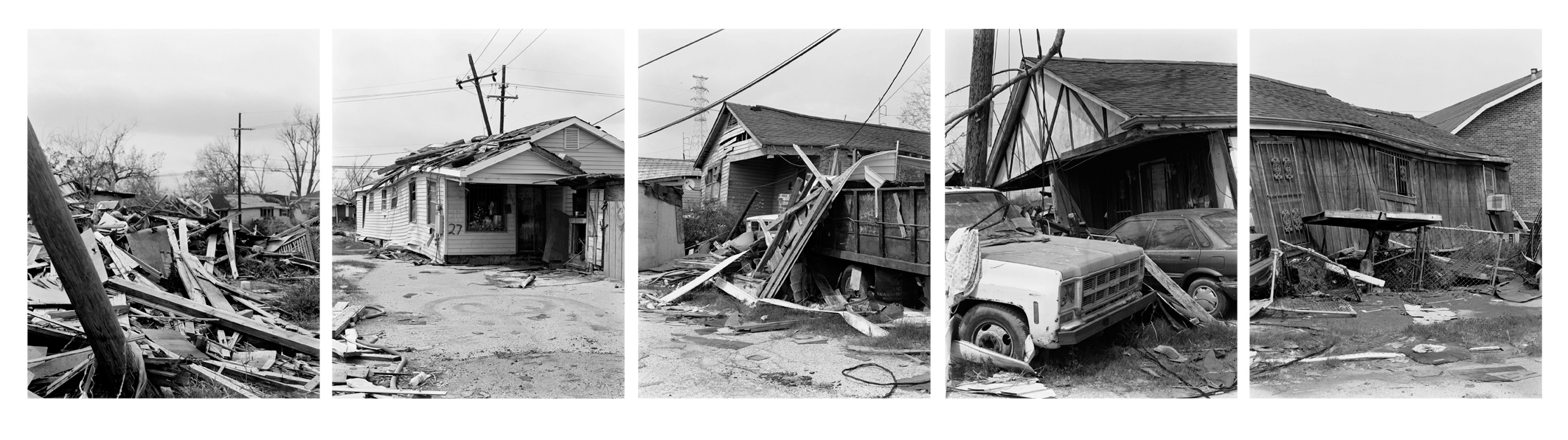 New Orleans Law Street, Lower 9th Ward, New Orleans, 2006