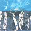 Monotypes on Panel Encaustic Monotype on Panel