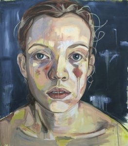 Michelle Anne Holman Paintings Oil on Paper
