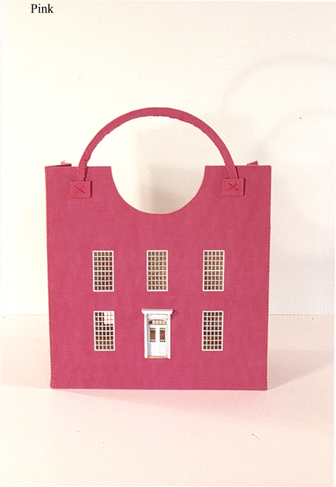 POCKET BOOKS & PURSES Pink