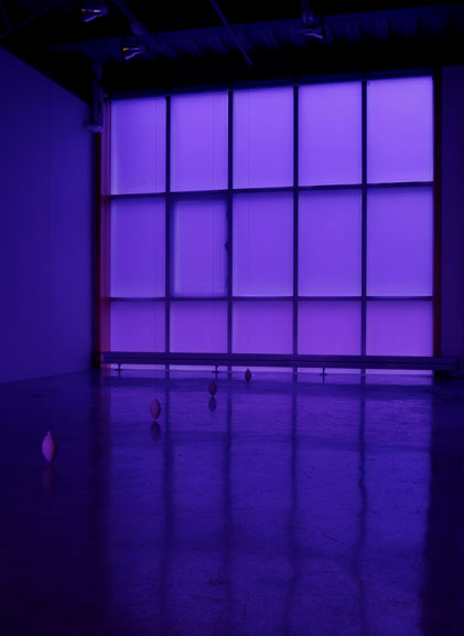 "Mie Kongo 2007 - Crit room project 2 ""Purple room"""