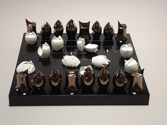 Mie Kongo 2005 - Chess set