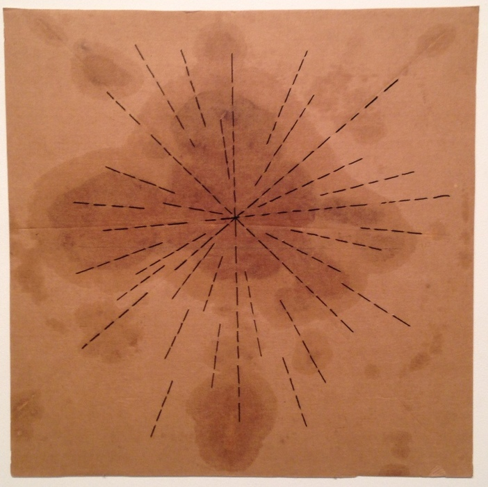 Cosmological Pulsar Mapping, after Rodchenko