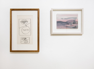 Mitch Cairns TUG ... etc smaller works on paper 2011/16