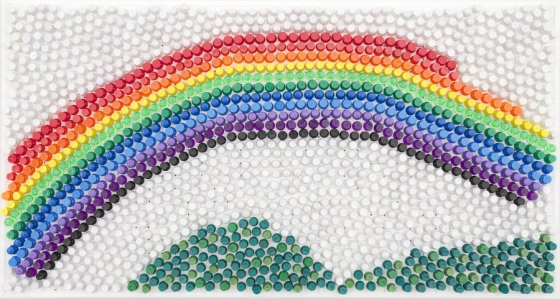 Push Pins Another Rainbow