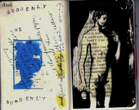 """SKETCHBOOK: And Suddenly""     2010"