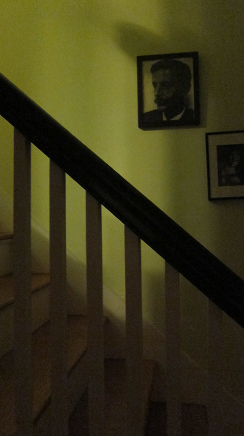 togetherness (ongoing photography) stairway