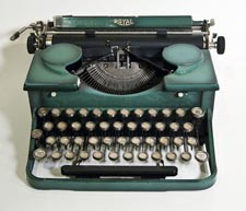 MOLLY RAUSCH Typewriters Altered Typewriter