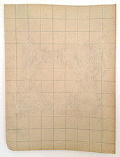 MOLLY RAUSCH The Museum of Controversial Art Less pencil on paper