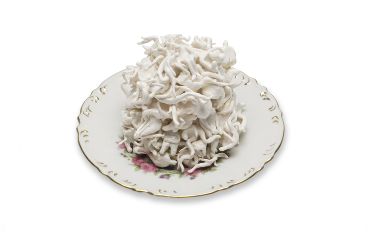 Monica Banks Tea and Sympathy Porcelain, plate