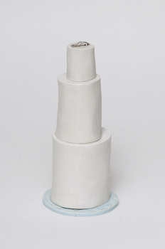 Monica Banks True Confections Porcelain, fine silver