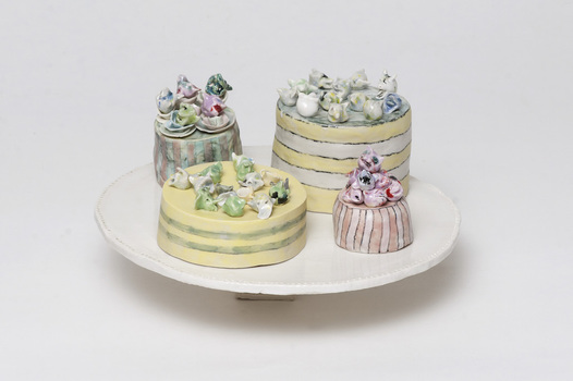 Monica Banks True Confections English Porcelain