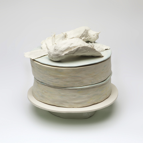 Monica Banks Big and Small Moments Glazed English Porcelain