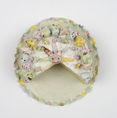 Monica Banks Pulchritude Glazed English Porcelain