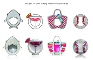 Monika Maniecki Bath & Body Works Designs