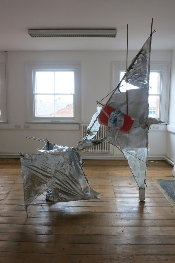 ESCAPADE( collective works with artist Ludvig Gustafsson and Lucy Mayes)  ESCAPADE( collective works with artist Ludvig Gustafsson and Lucy Mayes)