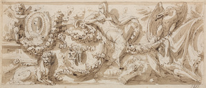 Galerie Nathalie Motter Masselink Italian School <i>A Decorative Frieze</i>