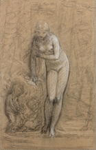 Galerie Nathalie Motter Masselink French School <i>Venus at the Bath or The Innocence</i>