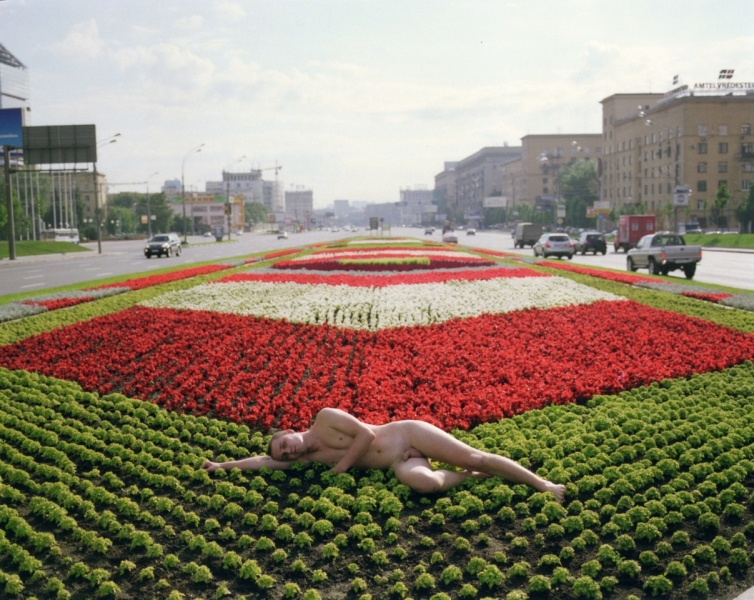 SPENCER TUNICK  Selected Works Pigment print