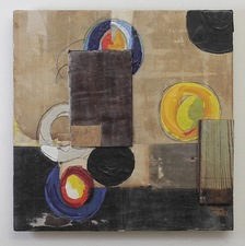 Nancy Ferro New Work Mixed:papers, book cover, wood, graphite, beeswax