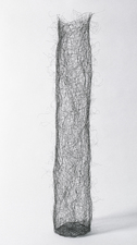 Nancy Koenigsberg Free-standing Annealed steel wire