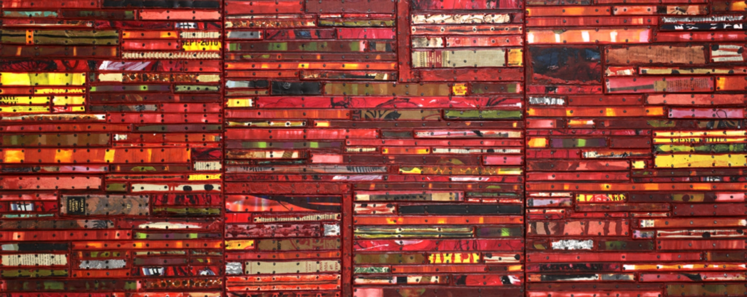 Archive - Sold Work Red Passage (sold)