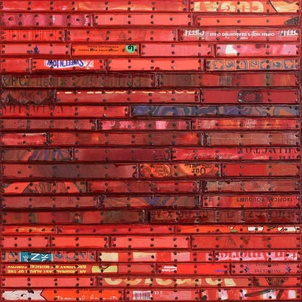 Archive - Sold Work Red Pair (Cugat)
