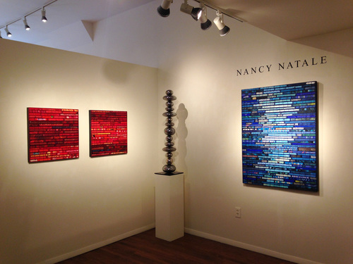 Nancy NATALE Reflections and Shadows, Arden Gallery, Boston, August 2014