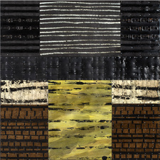 Nancy NATALE New Work - Paintings  Mixed media with encaustic on panel