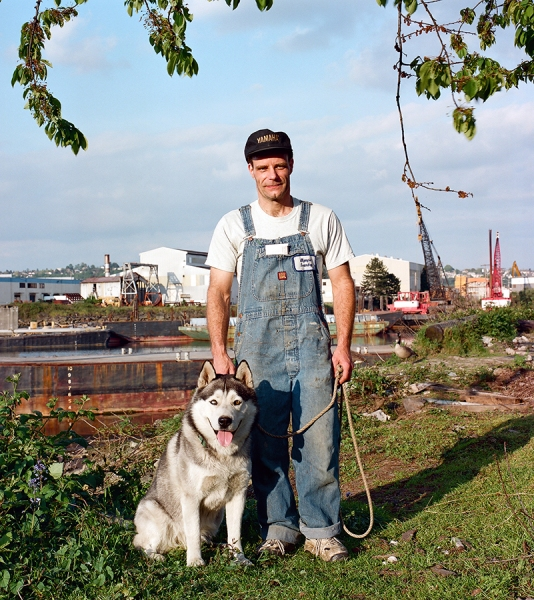 On the Duwamish Dogwalker, Lily's Site