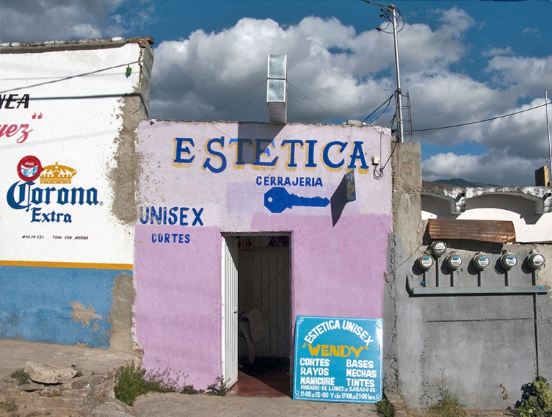 Street/Signs Estetica Wendy