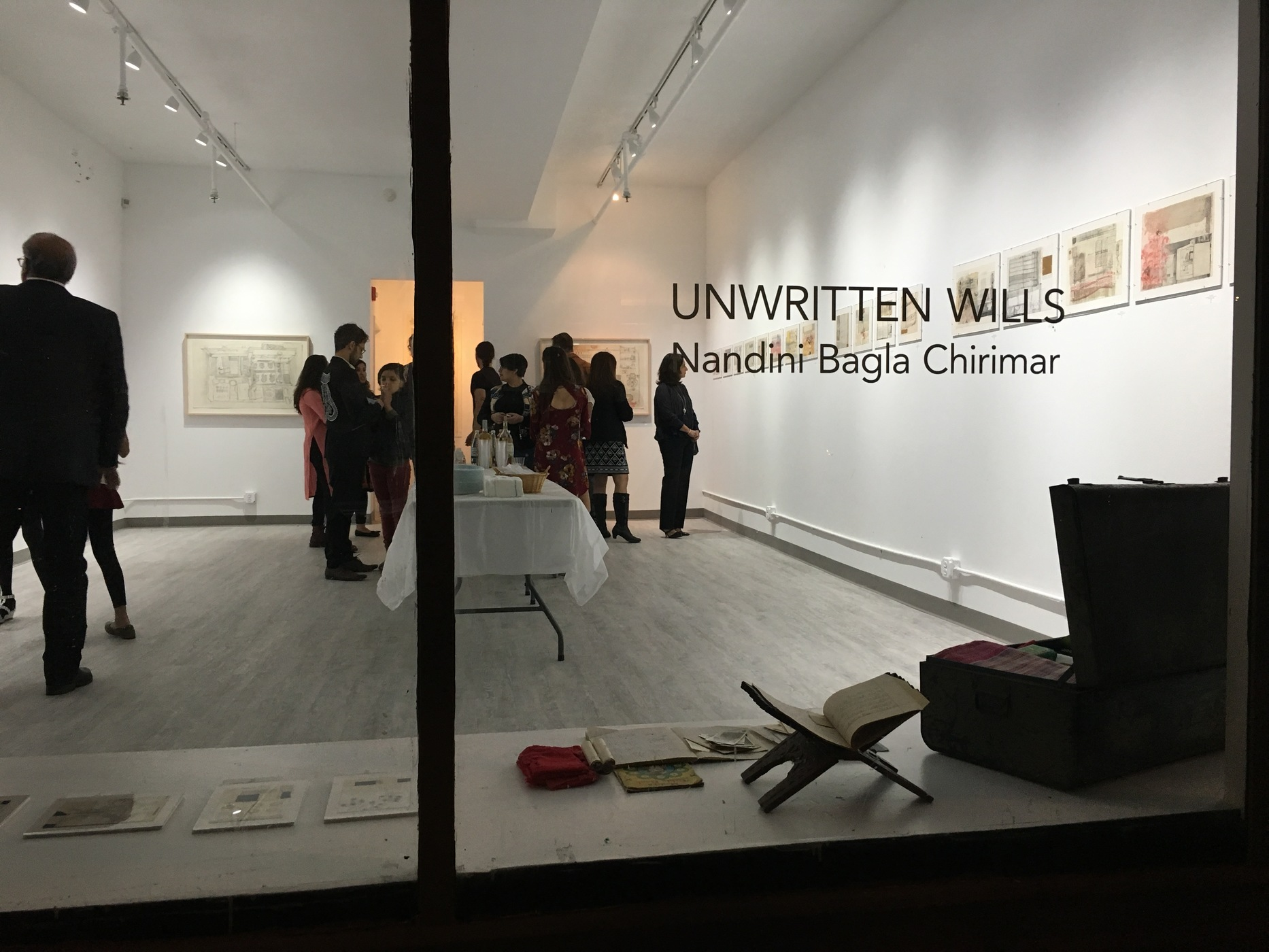 Unwritten Wills Exhibit  Unwritten Wills Exhibit
