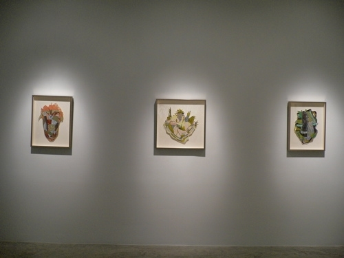 "Nanette Carter    2012 Miami Exhibit, ""In the Garden: The Animist"" and ""Bouquet for Loving"" 2009-2012"