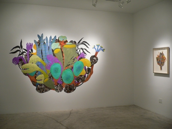 "Nanette Carter  ""In the Garden: The Animist"" and ""Bouquet for Loving"" 2009-2012"