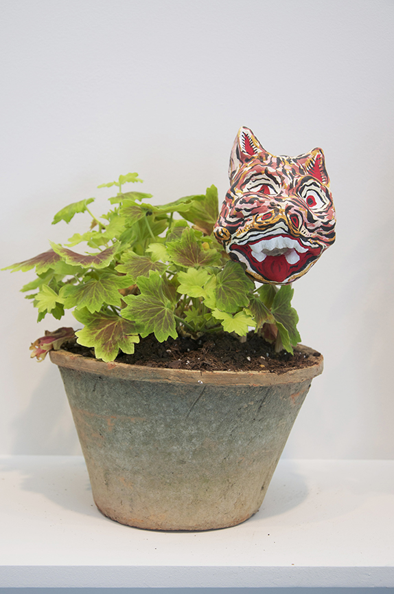Plant People Tiger mask