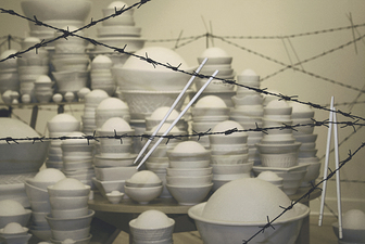 Chee Wang Ng Installation | 裝置藝術 Mixed media installation
