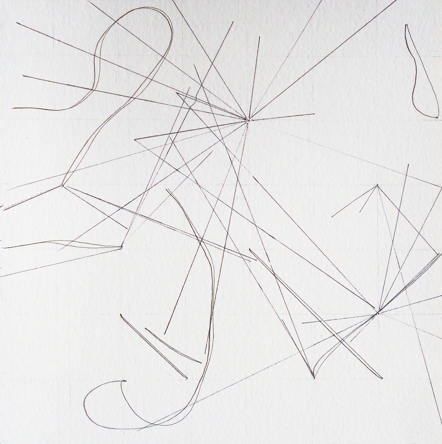 Time Lines. (Anchors). 2015- 17. Time Tracings (No. 1, 115 Minutes)