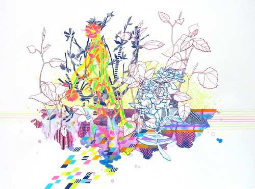 "All Drawings ""Garden #2"""