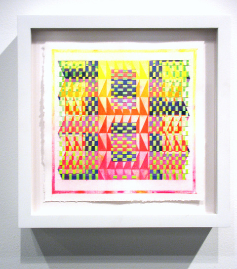 "All Drawings ""Woven Windows #6"""