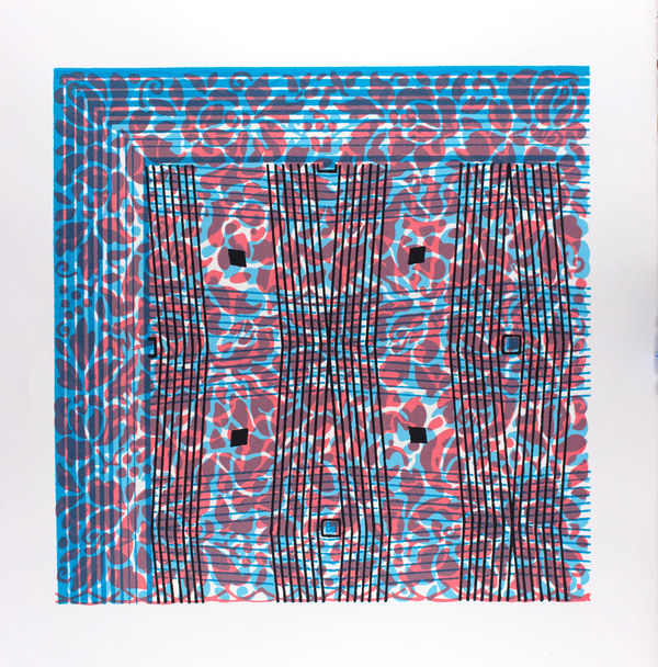 NOAH BREUER Carl Breuer and Sons Screenprint on paper
