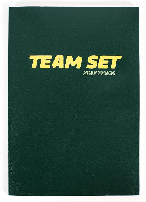Team Set book
