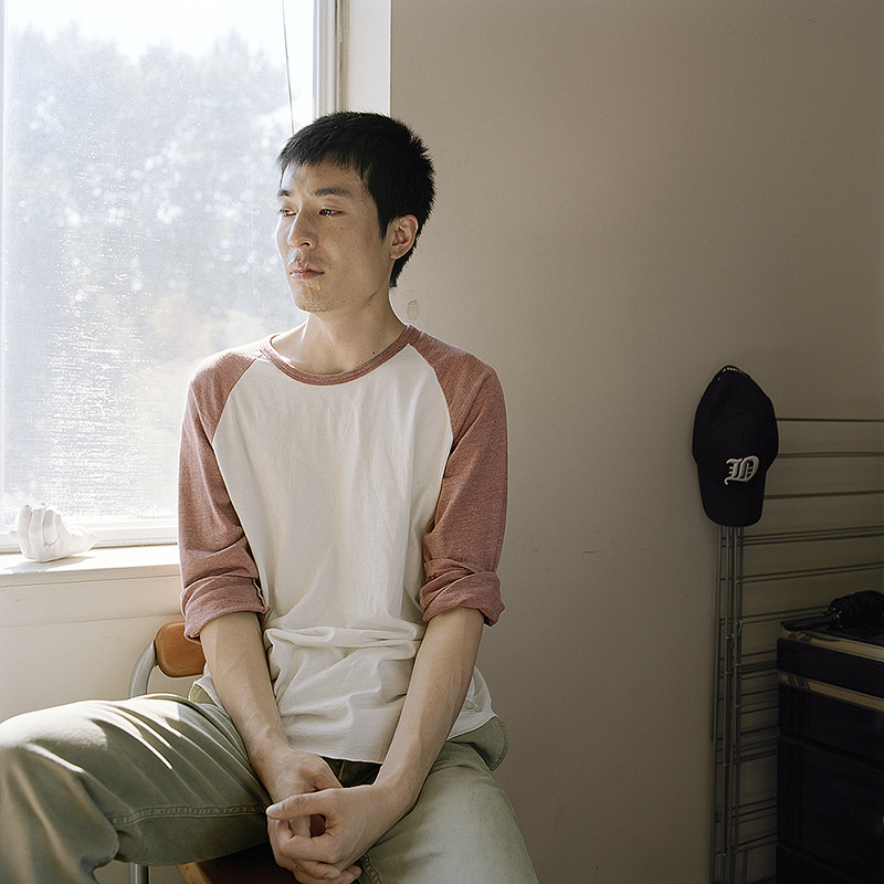 Homo Sentimentalis JunHo Beside The Window